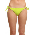 ONEILL SOLID TIE BIKINI BOTTOMS Lime Punch image