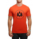 VOLCOM RESERVATION TEE Why Rock Red image