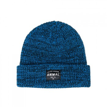 Animal Animal Allex Beanie Vallarta Blue
