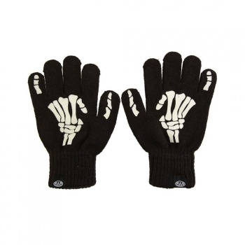 Animal Animal Boys Orium Gloves Black