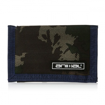 Animal ANIMAL CLEY WALLET CAMO GREEN