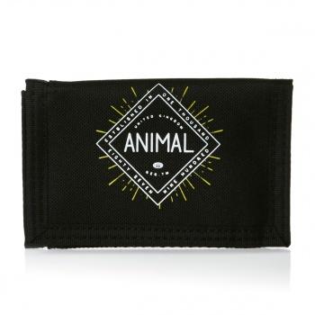 Animal ANIMAL CLIFTON WALLET BLACK
