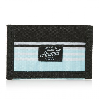 Animal ANIMAL EXPLOITED WALLET CLEARWATER BLUE