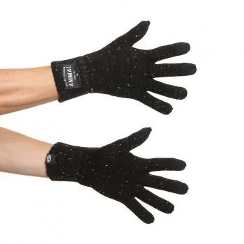Animal Animal Falcann Touchscreen Gloves Black