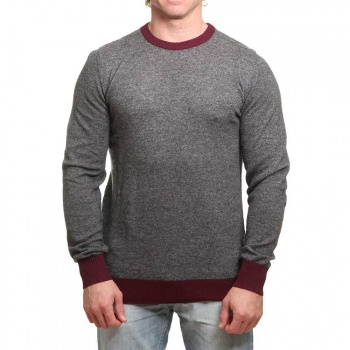Animal Animal Hardy Jumper Asphalt Grey