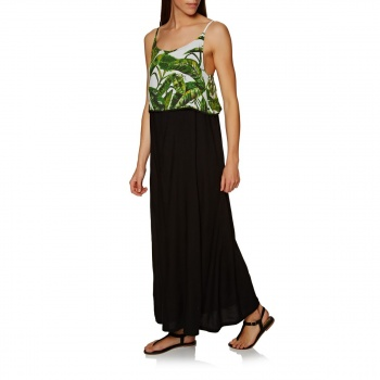 Animal ANIMAL HONALULU HIPPY DRESS BLACK