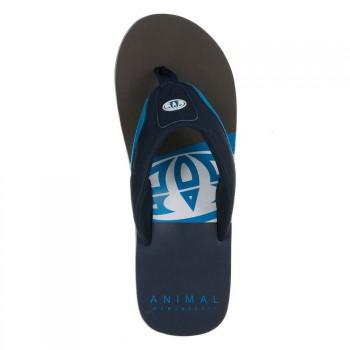Animal Animal Jekyl Slice Sandals Blue
