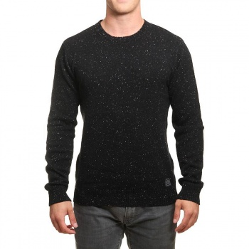 Animal Animal Neppy Jumper Black