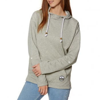 Animal ANIMAL RALIS RELOAD HOODY GREY MARL