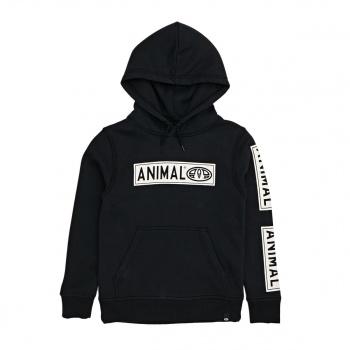 Animal ANIMAL ROMNEY HOODY BLACK