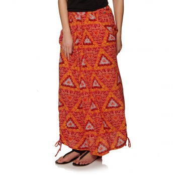 Animal ANIMAL SUMMER SONG SKIRT CRANBERRY RED