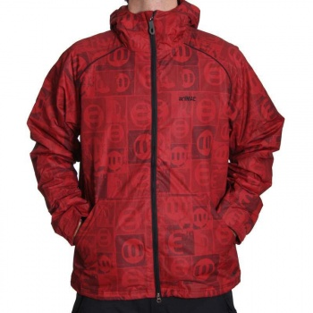 Animal ANIMAL THE OPTIC SNOWJACKET Rio Red