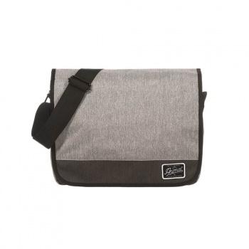 Animal Animal Verge Satchel Bag Steel Grey