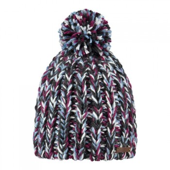 Barts Barts Tunde Beanie Dark Heather