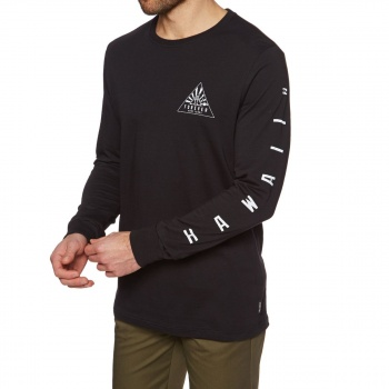 Billabong BILLABONG AI FOREVER LONG SLEEVE T-SHIRT BLACK