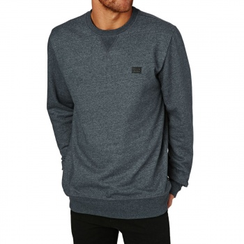 Billabong BILLABONG ALL DAY CREW SWEATSHIRT DARK SLATE HEATHER