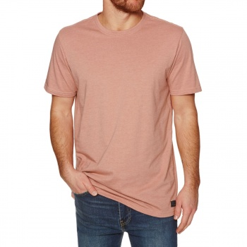 Billabong BILLABONG ALL DAY CREW T-SHIRT ASH ROSE