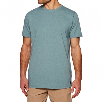 Billabong BILLABONG ALL DAY CREW T-SHIRT POWDER BLUE