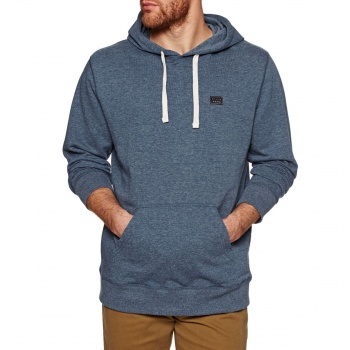 Billabong BILLABONG ALL DAY PULLOVER HOODY DARK BLUE HEATH