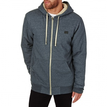 Billabong BILLABONG ALL DAY SHERPA HOODY DARK SLATE HEATHER
