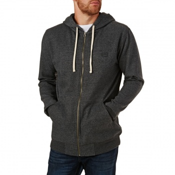Billabong BILLABONG ALL DAY ZIP UP HOODY DARK GREY HEATHER