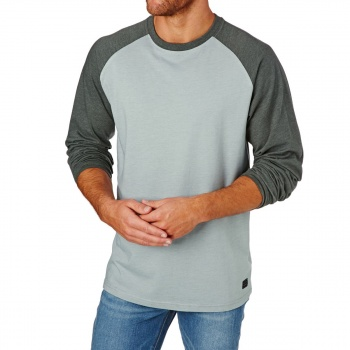 Billabong BILLABONG ALLDAY LONG SLEEVE T-SHIRT  LIGHT GREY HEATHER
