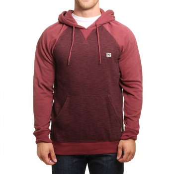 Billabong Billabong Balance Hoody Fig Heather