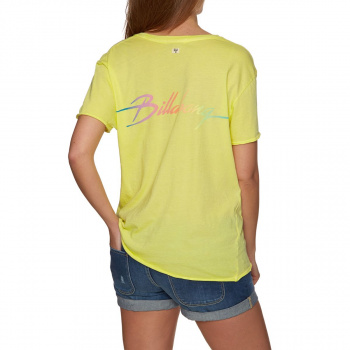 Billabong BILLABONG BEACH DAZE T-SHIRT SUNKISSED