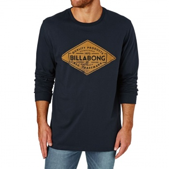 Billabong BILLABONG BOGUS LONG SLEEVE T-SHIRT NAVY