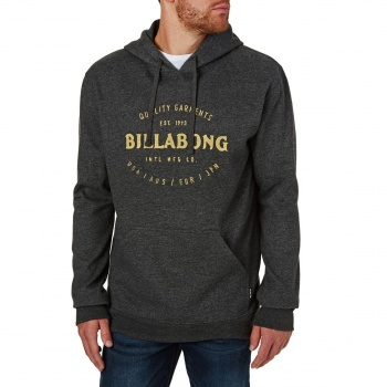 Billabong BILLABONG BREWERY HOODY DARK GREY HEATHER