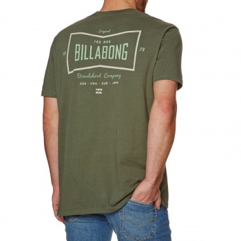 Billabong BILLABONG CRAFTMAN T-SHIRT MILITARY