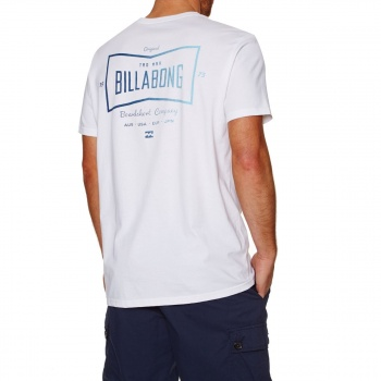 Billabong BILLABONG CRAFTMAN T-SHIRT WHITE
