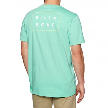 Billabong BILLABONG DIE CUT T-SHIRT LAGOON