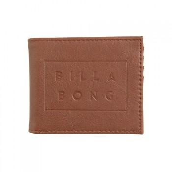 Billabong Billabong Die Cut Wallet Tan