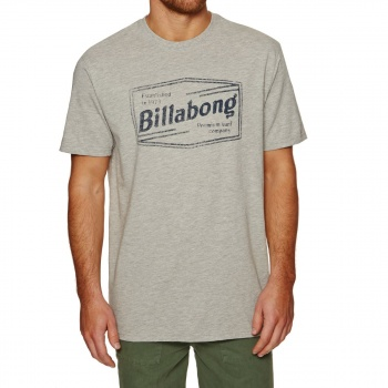 Billabong BILLABONG LABREA T-SHIRT GREY HEATHER