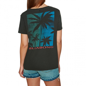 Billabong BILLABONG NEW REMIND T-SHIRT OFF BLACK