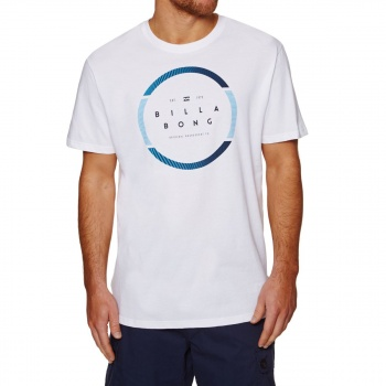 Billabong BILLABONG SPINNING T-SHIRT WHITE