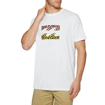 Billabong BILLABONG TEAM WAVE T-SHIRT WHITE