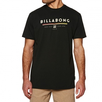 Billabong BILLABONG UNITY T-SHIRT BLACK