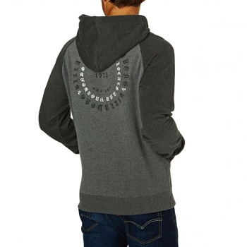 Billabong BILLABONG VAGABOND HOODY  DARK GREY HEATH