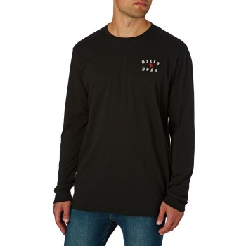 Billabong BILLABONG VAGABOND LONG SLEEVE T-SHIRT BLACK
