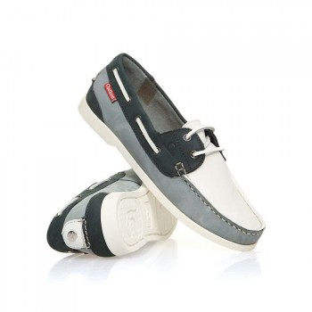 Chatham Chatham Willow Shoes Sky Blue/White/Navy