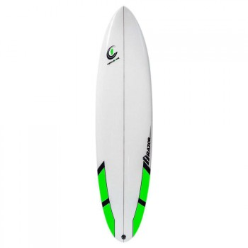 Circle One Circle One Razor EPS Surfboard 7ft 2 Green