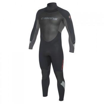 Cskins CSkins Surflite BZ 3/2 GBS Wetsuit Black/Grey