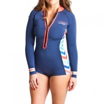 Cskins CSKINS WOMENS SOLACE 2MM GBS HI-CUT SHORTY WETSUIT