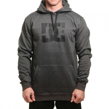 DC DC Snowstar DWR Hoody Dark Shadow Heather