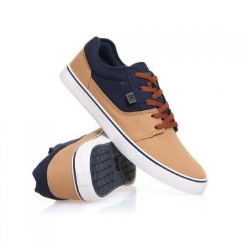 DC DC Tonik TX Shoes Navy/Khaki