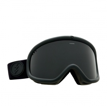 Electric ELECTRIC CHARGER SNOW GOGGLES. MATTE BLACK JET BLACK