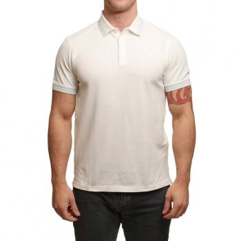 Element Element Freddie Polo Shirt Off White