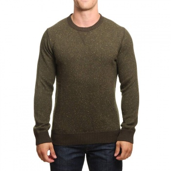 Element Element Kayden Jumper Moss Green